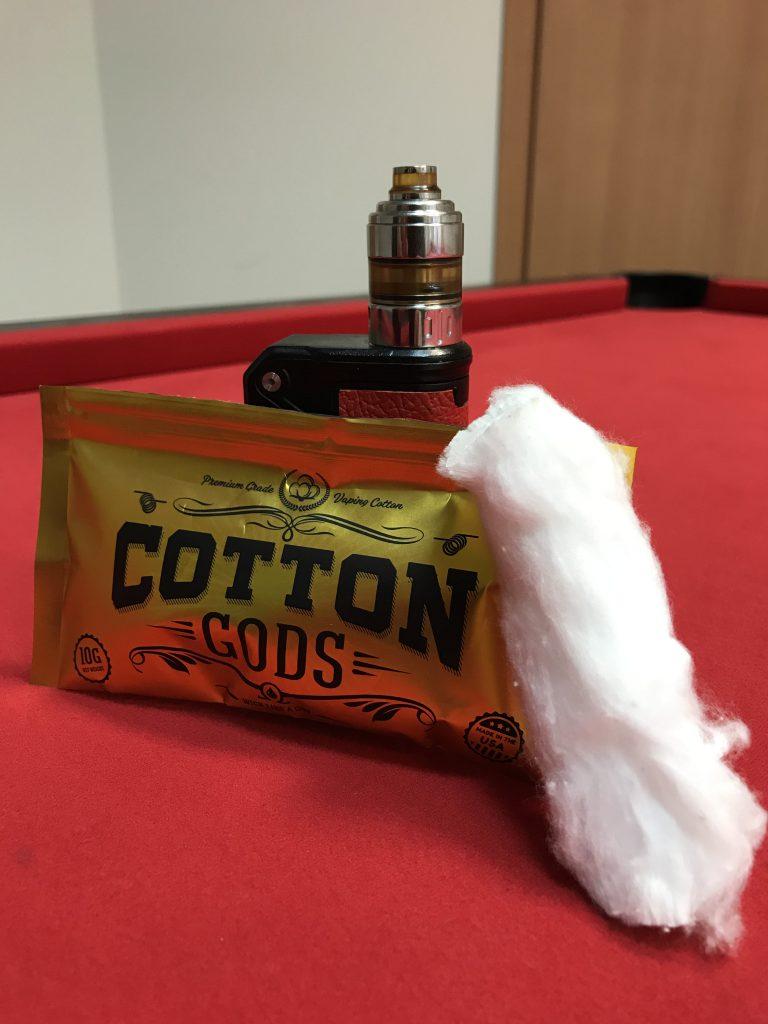 Cotton Gods – pogromca Prime i V2