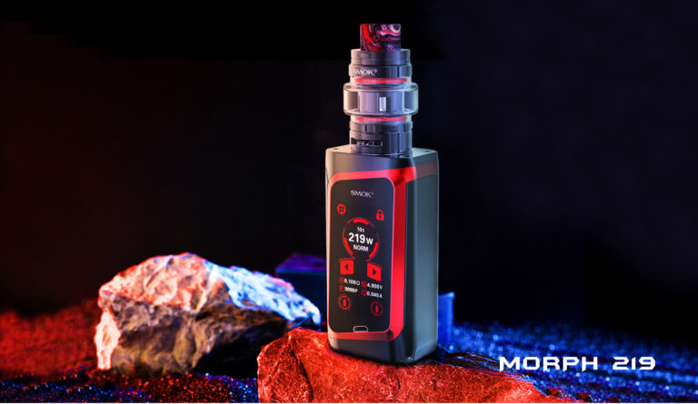Nowy dotykalski od SMOKa – Morph