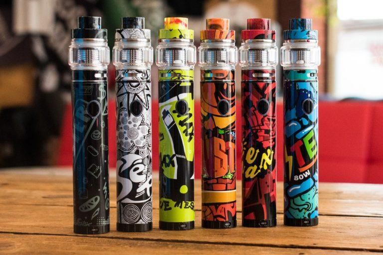 Freemax Twister – Fajny stick z regulacją mocy