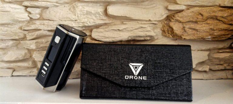 Lost Vape Drone DNA 250C – luksusowy squonker na 2x 18650