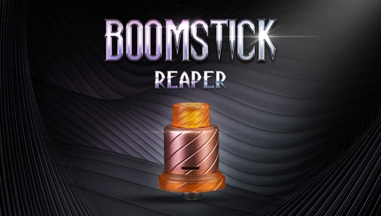 BoomStick Reaper – 18mm też potrafi ucieszyć .. ;)