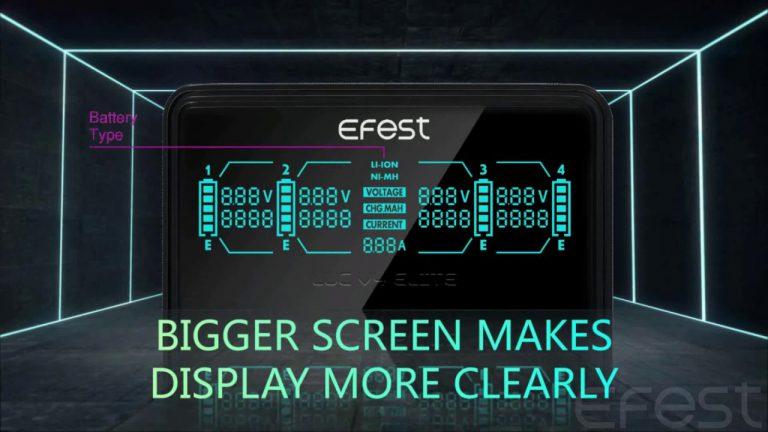 Efest LUC V4 Elite – Klasyka w nowym wydaniu