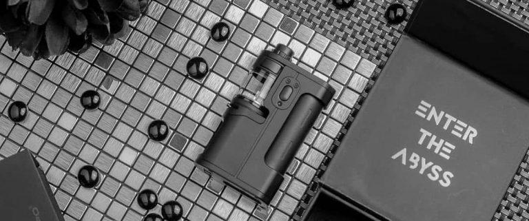 Dovpo X Suicide Mods Abyss AIO 60W Kit – rewolucja na rynku urządzeń ?