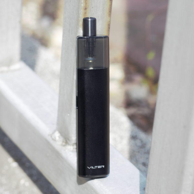 ASPIRE Vilter – E-papieros z bawełnianym ustnikiem!