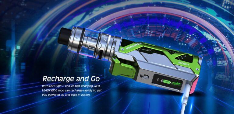 REULEAUX RX G – Design z przyszłości.