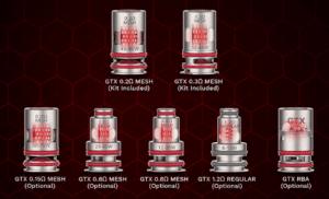gtx coils