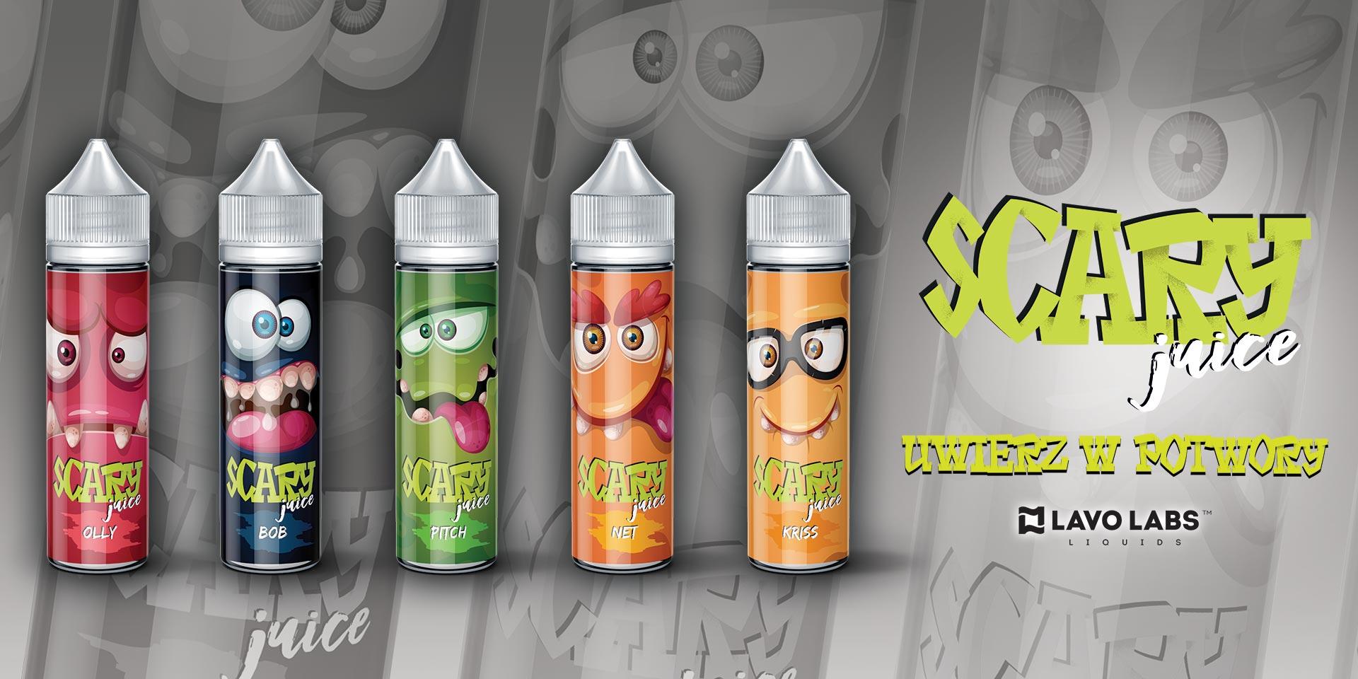 scary juice premix