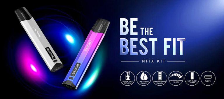 Smok Nfix Kit – duchowy spadkobierca Infinixa