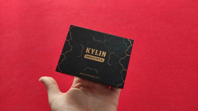 VandyVape Kylin mini II – Powrót króla smaku? Sprawdziliśmy to!