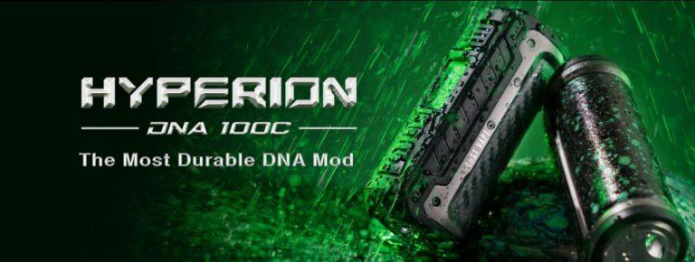 Lost Vape Hyperion – doczekaliśmy się DNA 100C!
