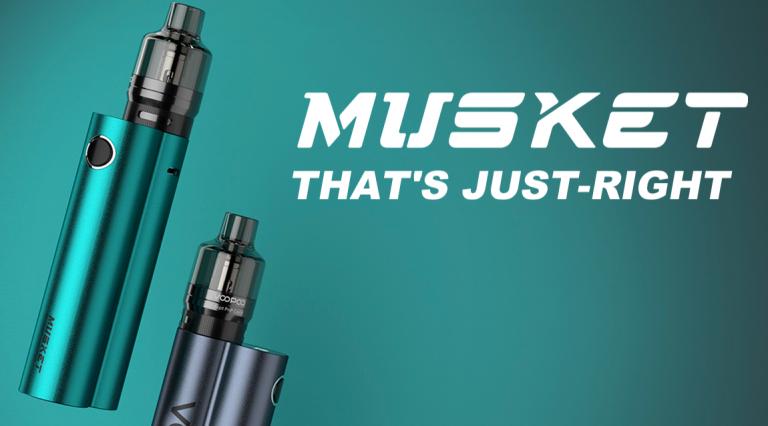 VOOPOO Musket 120W- w końcu coś innego!